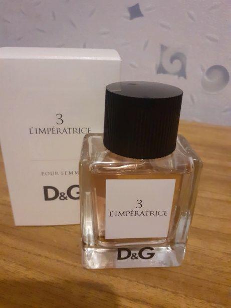 Туалетная вода «D&G Anthology LImperatrice 3».Оригинал