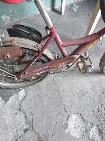 Велосипед детский от6 до11 годиков
