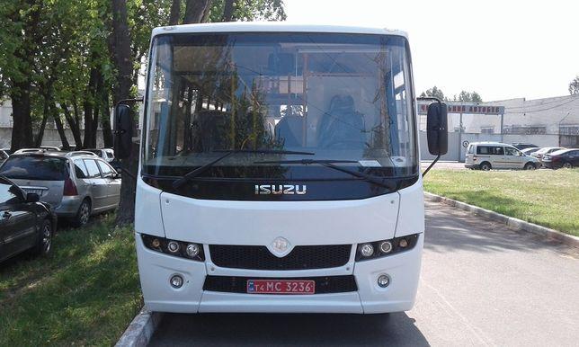 Міжміський автобус Богдан ATAMAN А-09216 междугородний