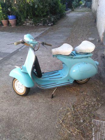 vespa 125 de 1956 para venda