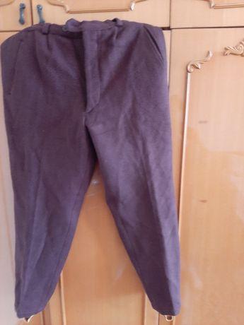Фланелевые мужские брюки