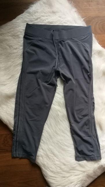 Spodnie termoaktywne adidas na siłownię roz. 36 s