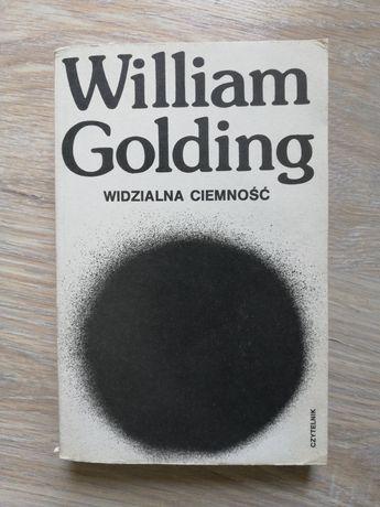 William Golding widzialna ciemność