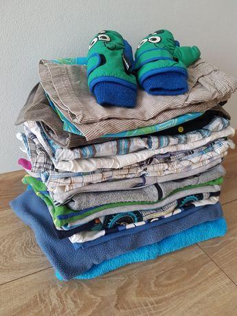 Paka ubrań dla chłopaka 2 -3 lata