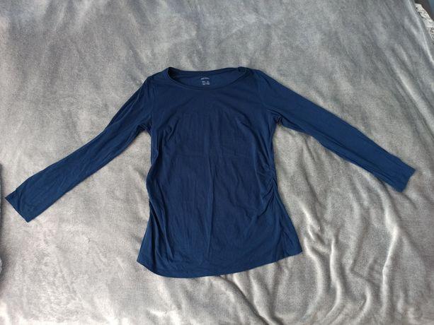 Bluzka ciazowa z panelem na brzuszek rozmiar L