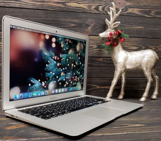 Ноутбук MacBook Air 13'' (MD231) 2012 i5-1.8GHz/4GB/SSD 128/ 0% КРЕДИТ