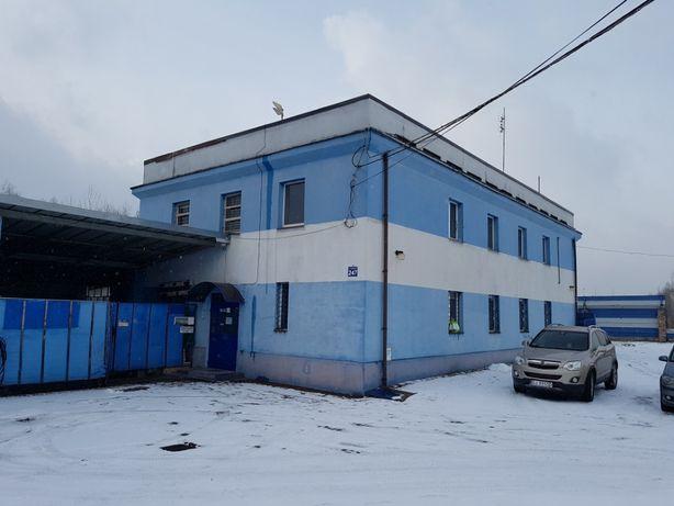 Piętro biurowca 160m2, 5 biur, 2 łazienki, Jaworzno ul.Grunwaldzka 247