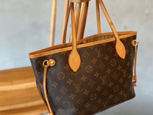 Mala Nerverfull LV Louis Vuitton