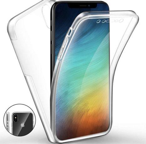 Capa frente e verso - iPhone XS
