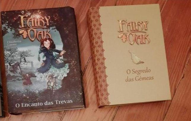 Livros Fairy Oak
