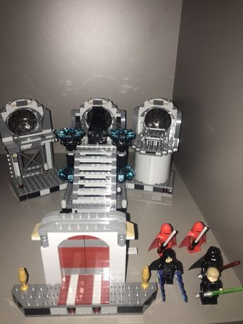 Lego Star Wars 75093 Death Star Final Duel, конструктор