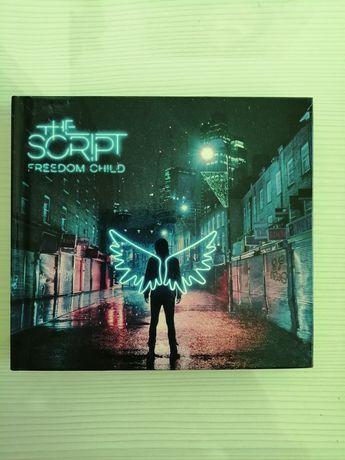 CD The Script - Freedom Child