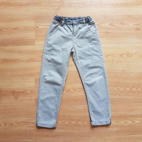 Wyjściowe spodnie COOL CLUB r.122 bawełna