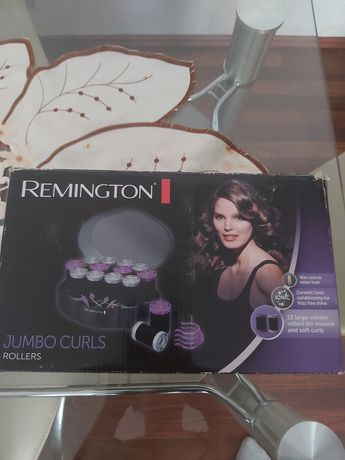 Remington Jumbo Curls