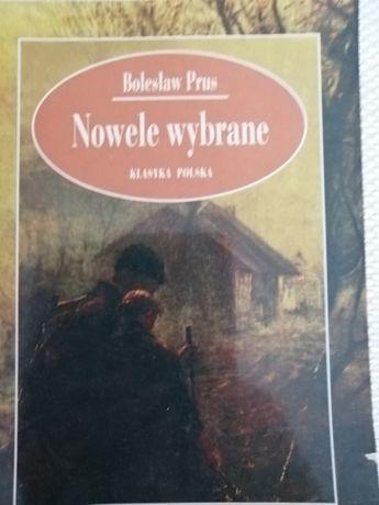 Nowele wybrane, Bolesław Prus