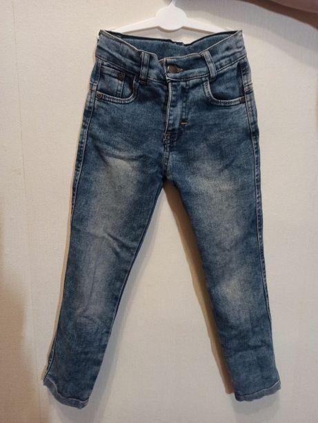 Турецкие джинсы на мальчика Mina Kids (5-6 лет)