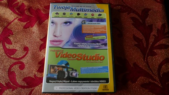 Domowe Studio Video - program na CD