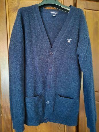 Casaco de lã marca gant