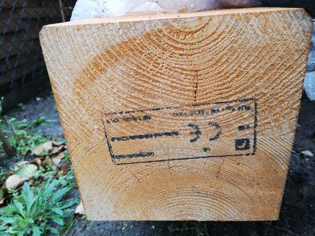 Kantówka 140x140mm QLH-DUO PLUS drewno konstrukcyjne C-24
