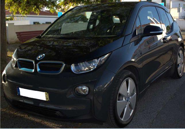 BMW i3 60Ah Rex 2015 irrepreensível