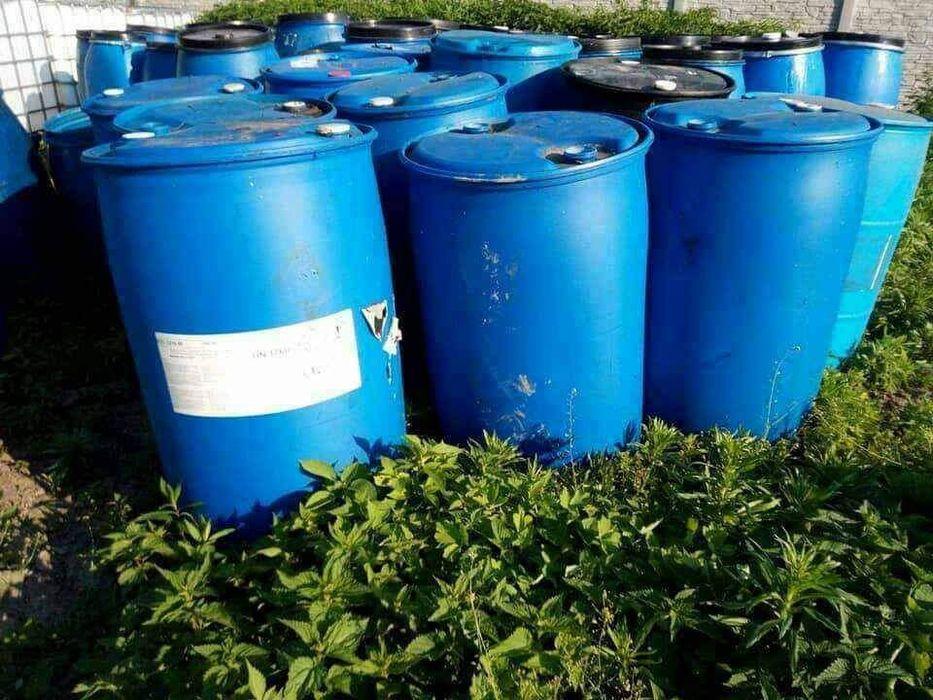 Beczki plastikowe 220 litrów beczka plastikowa zbiornik na paliwo wodę Gliwice - image 1
