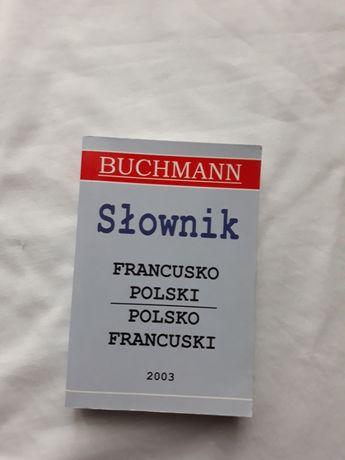 słownik francusko-polski i polsko-francuski