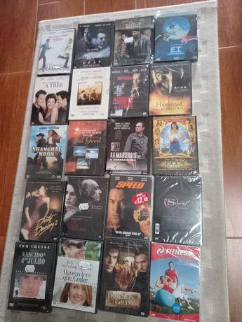Filmes Dvd novos e embalados