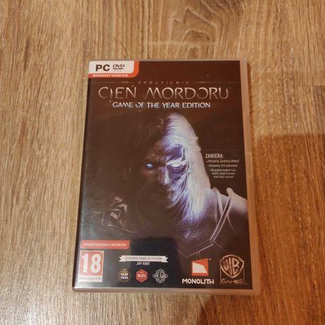 Gra Śródziemie Cień Mordoru na PC