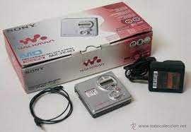 Sony Walkman MINIDISC MZ-R4100