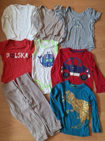 Body spodnie bluzka