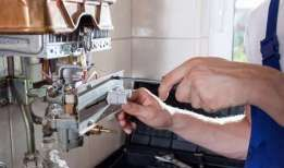 Ремонт газовых котлов и газовых колонок, холодильного оборудования.
