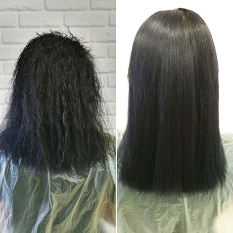Кератин для Волос. Ботокс. Реконструкция Волос.
