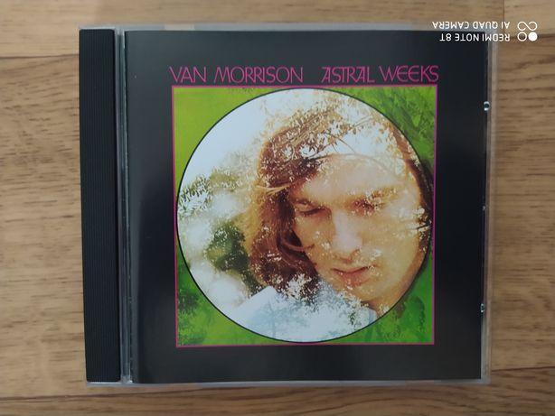 """CD Van Morrison """"astral weeks"""""""
