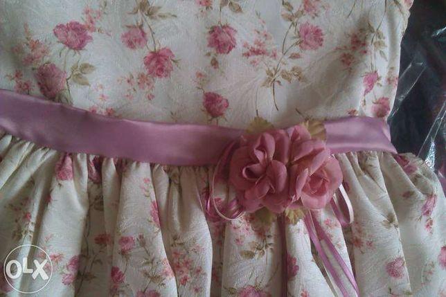 . нарядное платье для девочки выпуск ( оригинал США ) от 4 до 11 лет