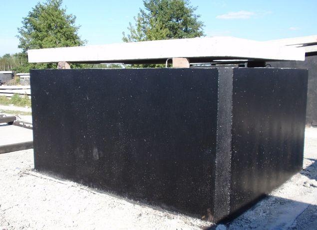 szambo betonowe zbiornik betonowy 10 12 8 producent transport