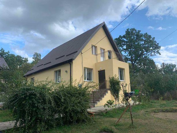 Дом 150м2 с участком 11 соток в Лесной части Ирпеня!