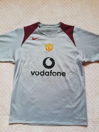 Koszulka Manchester United Vodafone r. M Nike Sphere Dry