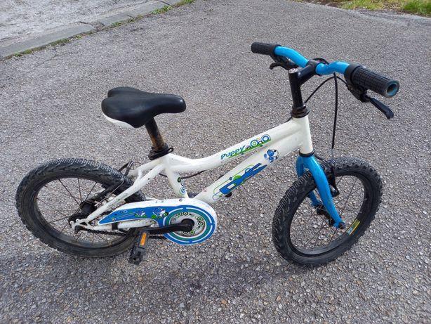 Bicicleta de BTT para criança (3-7 anos) - roda 16 (marca DS)