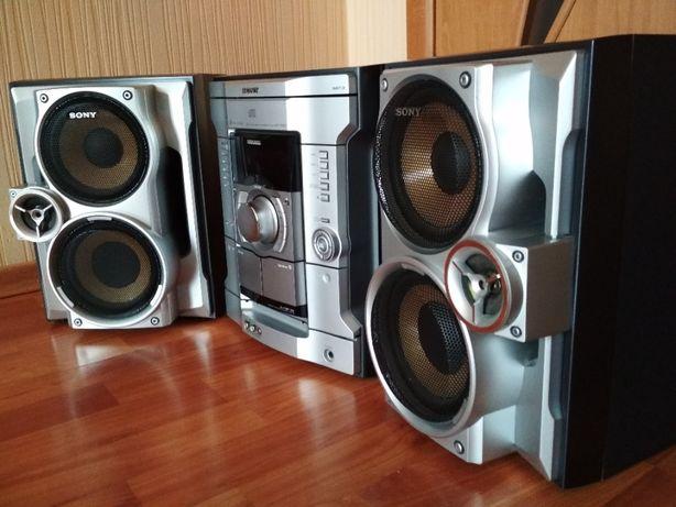 Sony Сони 200 Вт с Блютуз Bluetooth AUX АУХ Соні Музыкальный центр