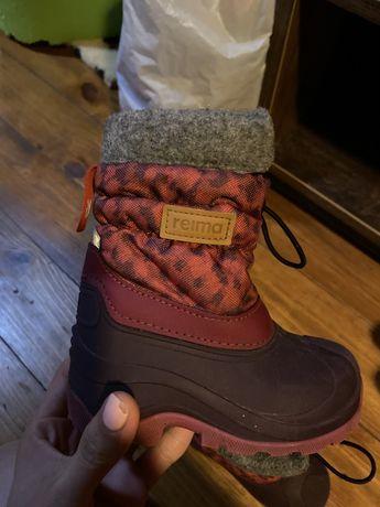 Ботинки Reima Рейма