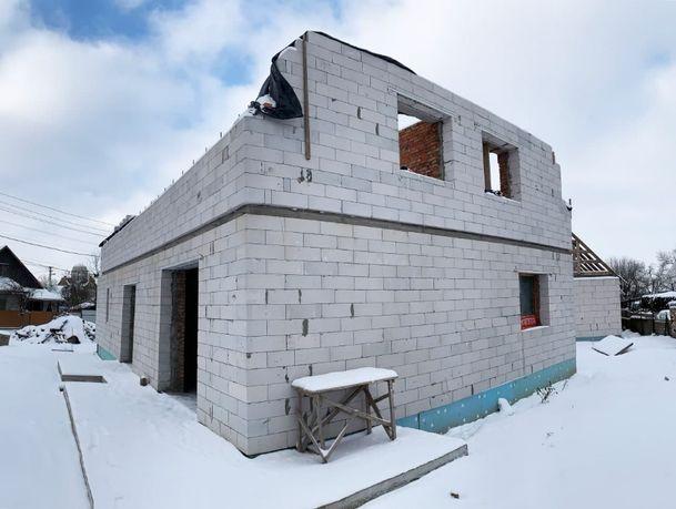 Продам незавершене будівництво у місті Нововолинськ.