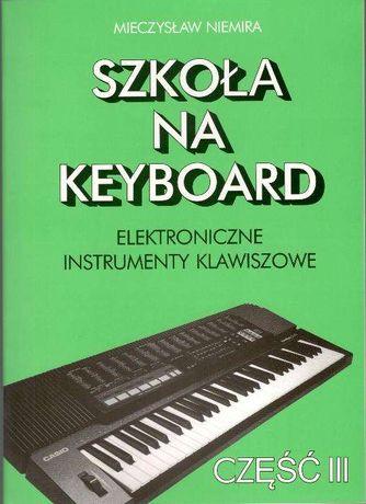 Szkoła na keyboard cz. III Mieczysław Niemira