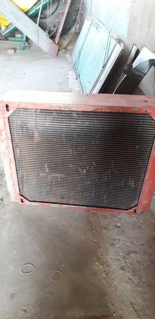 Радиатор охлаждения комбайна CASE1680 (КЕЙС 1680)