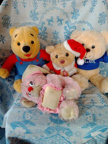 Интерактивные медведи 3+1=4