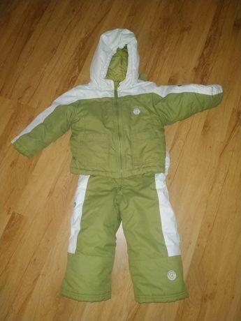 Spodnie i kurtka Kombinezon cocodrillo 98r. Dwuczęściowy Plus gratis .