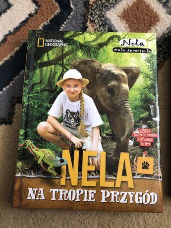 Książki Neli malej reporterki i Beaty Pawilowskiej