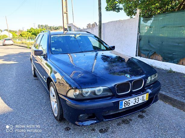 BMW E39 525 TDS Touring