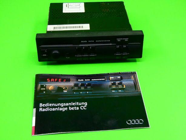 Radio oryginalne BETA Audi A4 B5 + KOD