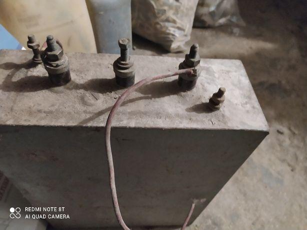 конденсатор промисловий