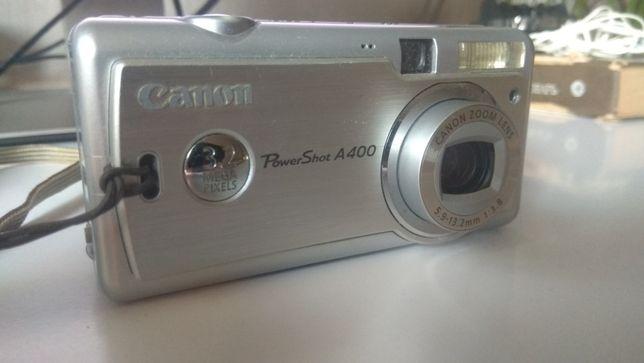 Фотоапарат Canon PowerShot A400